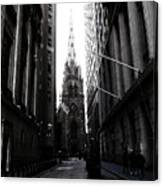 Trinity Church New York City Canvas Print
