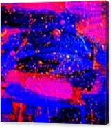 Triptych 1 Cropped Canvas Print