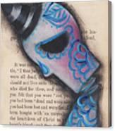 Tristeza Canvas Print