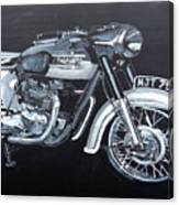 Triumph Thunderbird Canvas Print