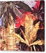 Tropic Blaze Canvas Print