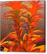 Syncopated Botanicals Multi Canvas Print