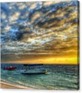 Tropical Dawn Canvas Print