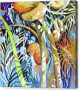 Tropical Design 2 Canvas Print