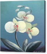 Tropical Elegance 2 Canvas Print