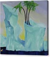 Tropical Getaway Canvas Print
