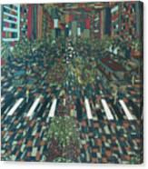 Tropical Goiania Canvas Print