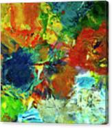 Tropical Reef #308 Canvas Print