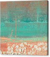 Tropical Tune Canvas Print
