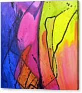 Tropicalis Canvas Print