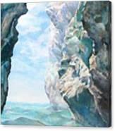 Trouee 2 Canvas Print