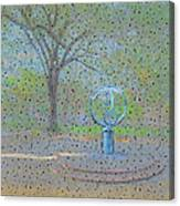 Troup Square  Canvas Print
