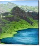 Trout Lake North Canvas Print