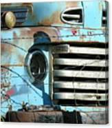 Trucks Life Canvas Print