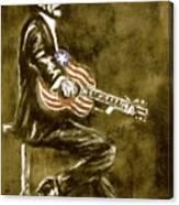 True American Canvas Print