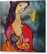 True Love #2 Canvas Print