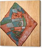 True Shepherd - Tile Canvas Print