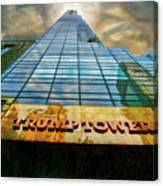 Trump Tower Canvas Print