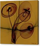 Trumpets Of Jericho Canvas Print