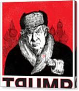 Trumpski Canvas Print