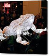 Truro Lantern Parade Frog Canvas Print