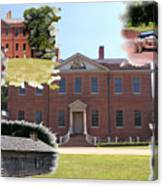 Tryon Palace Experience Canvas Print