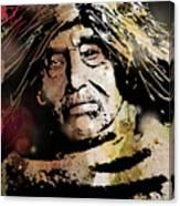 Tsawatenok Man Canvas Print