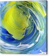 Tube #4 Canvas Print