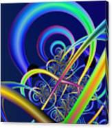 Tubules Canvas Print