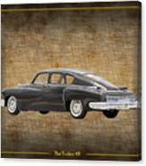 Tucker 48 Canvas Print