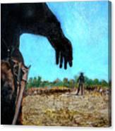Tuco  Canvas Print