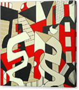 Tulcea Canvas Print