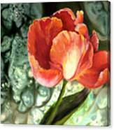 Tulip Dance Canvas Print
