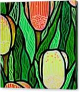 Tulip Joy 2 Canvas Print
