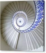 Tulip Staircase Canvas Print