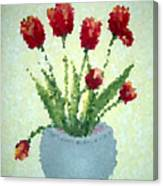 Tulips I  Canvas Print