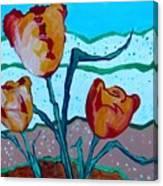 Tulpen 71 Canvas Print