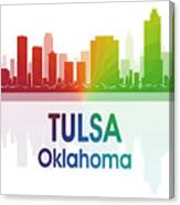 Tulsa Ok Canvas Print