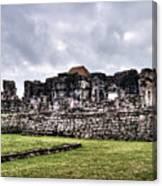 Tulum Ruins Canvas Print