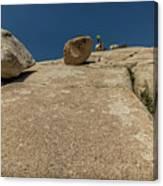 Tumbling Boulders Canvas Print