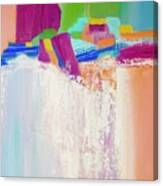 Tumbling Waters Canvas Print