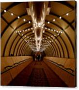 Tunnel Abstract Canvas Print
