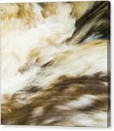 Turbulence Two Canvas Print