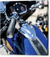 Turgalium Motorcycle Club 02 Canvas Print
