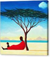 Turkana Afternoon Canvas Print