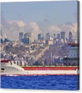 Turkish Cargo Canvas Print
