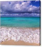 Turks And Caicos Beach Canvas Print