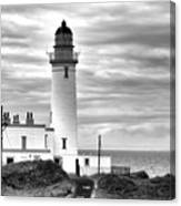 Turnberry Lighthouse Canvas Print