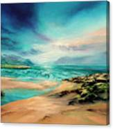 Turning Tide Canvas Print