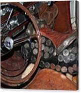 Turnpike Cruiser Canvas Print